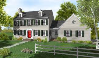 Two Story Colonial House Plans by Two Story Colonial Home Plans For Sale Original Home Plans