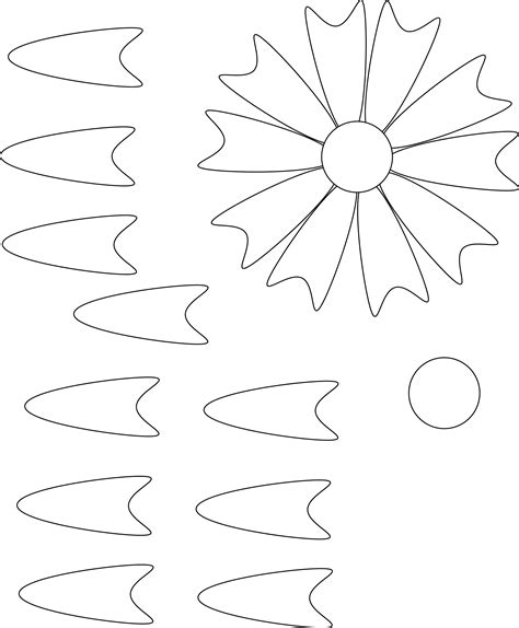 printable templates paper piecing template
