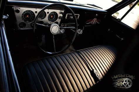 classic truck bench seats classic straight pleated black leather truck bench seat vehicles interior ideas