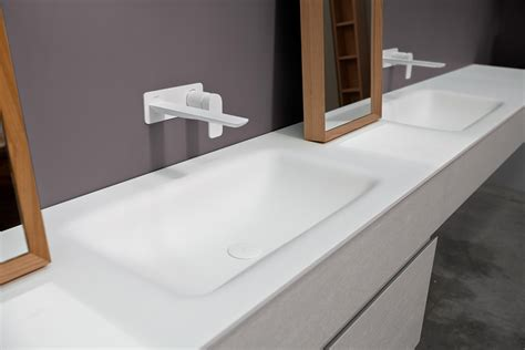 corian lavabo strato bathroom furniture set 02 vanity units from