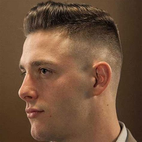 Cool Air Force Haircut | 19 military haircuts for men