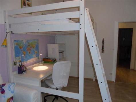 Ikea Hochbett Stora by Hochbett Ikea Stora 140x200 Wei 223 H 246 He Gek 252 Rzt In Berlin
