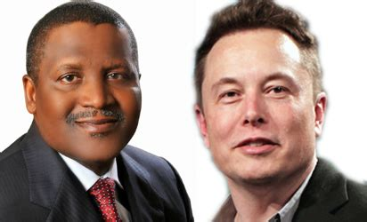 Bloomberg To 50 Mba by Vanguard Newspaper Nigeria Dangote Elon Musk Make