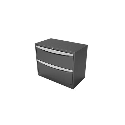 Stilford Filing Cabinet Stilford 2 Drawer Lateral Filing Cabinet Black Ebay