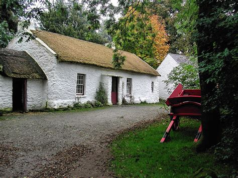 Cottage Northern Ireland by Mellon Family Cottage Northern Ireland Flickr Photo