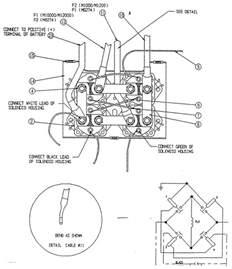 large frame 24v wiring diagram winchserviceparts com