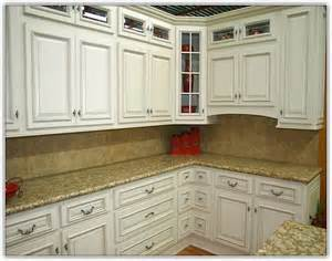 Kitchen Cabinets Glass Doors Kitchen Cabinets With Glass Doors On Top Home Design Ideas