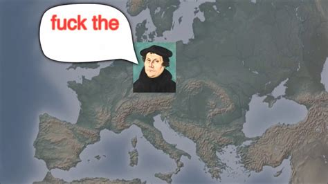 the entire world history of the entire world protestant reformation youtube