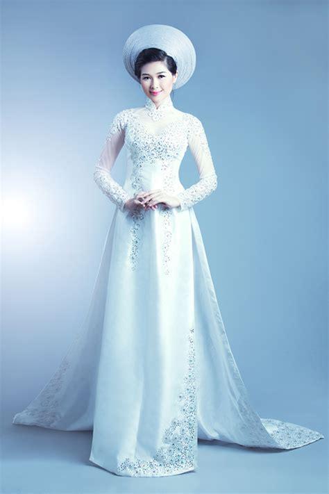 Ao Dai Wedding Dress