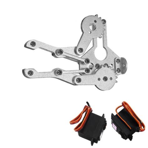 Touchscreen Maxtron Mg276 Black 3 electronic components 2 dof aluminium robot arm cl claw mount kit with mg996r servo was