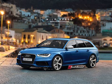 Audi Rs6 Coming To Usa by Audiboost Audiboost Renders The C7 Rs6 Avant