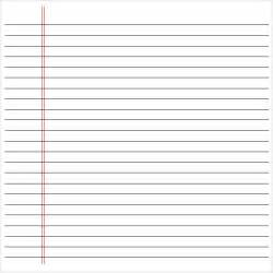 Free Notepad Template by Notebook Paper 9 Documents In Pdf