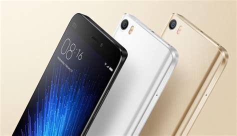Hp Xiaomi Mi 5 Ini Bocoran Harga Xiaomi Mi 5 Spesifikasi Dan Tanggal Rilis Resminya Gaptequ Anti Gaptek