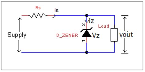 12v zener diode breakdown voltage zener diode tutorial