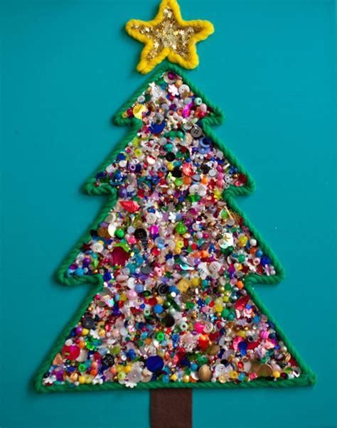 weihnachtsbaum deko basteln mit kindern execid com