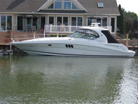 sea ray boats nj 2007 sea ray 44 sundancer jersey city nj for sale 07399