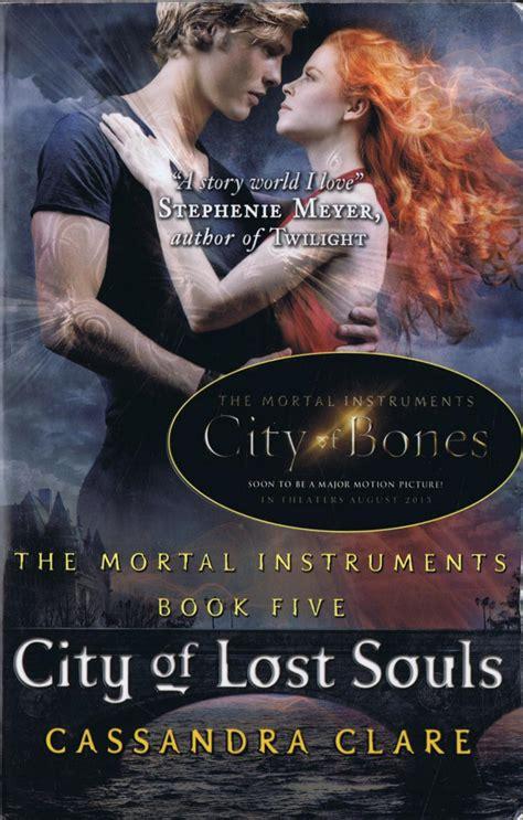 City Of Lost Souls By Clare city of lost souls av clare pocket fantasyhyllan