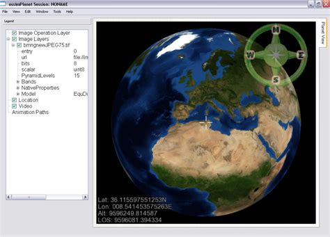 globus le national geographic 3d globus