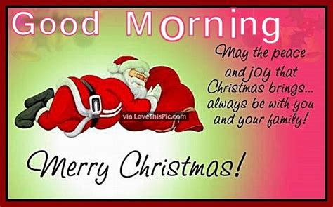 good morning merry christmas     family pictures   images  facebook
