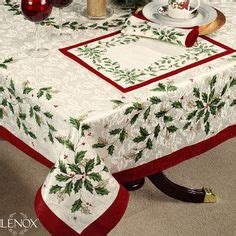 Ideas For Lenox Tablecloths Design 1000 Images About A Lenox 174 Home On Pinterest Oblong Tablecloth Tables And