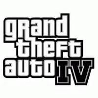 grand theft auto iv gta iv logo vector (.ai) free download