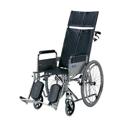 days healthcare reclining standard width wheelchair
