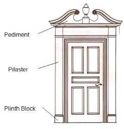 Exterior Front Door Trim Molding Moulding Options For Windows Doors Arcadia Sash And Door
