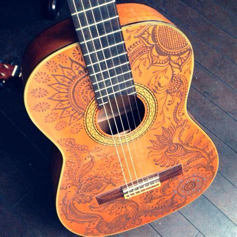 henna design guitar henna artisans henna blog spot