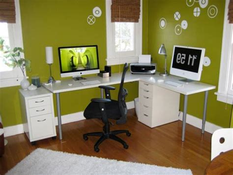 modern home office desk design