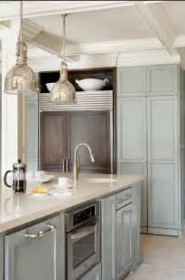 Colors For Kitchen Cabinets by Painted Kitchen Cabinets Cute Amp Co