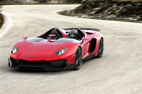 Where Was The Lamborghini Made Lamborghini Aventador J Is Every Boy S Automotive