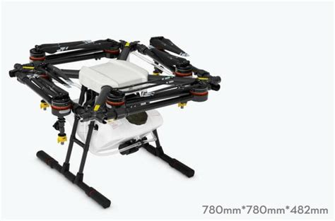 Dji Agras dji agras mg 1 agriculture spraying drone verydrone