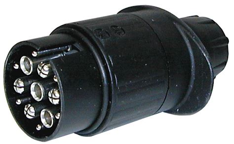 28 trailer connector types t23414 7 pin 24v n type