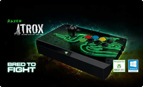 Razer Atrox razer atrox gaming controller arcade stick for xbox 360 razer asia pacific