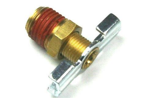 rolair air compressor drain valve  tank drain ebay