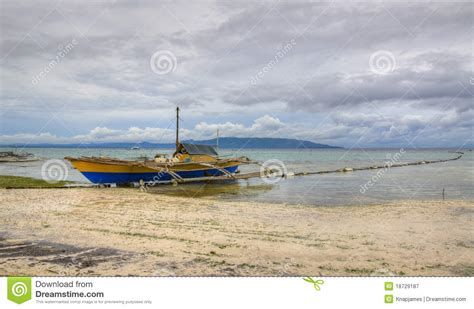 fishing boat business philippines fishing industry in the philippines royalty free stock