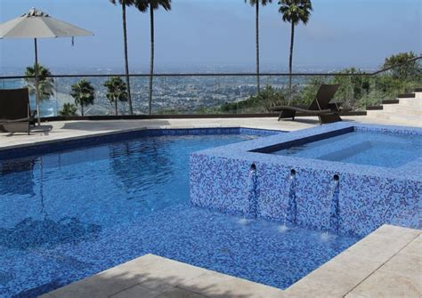 pool tile designs glass tile swimming pool designs luxury pools