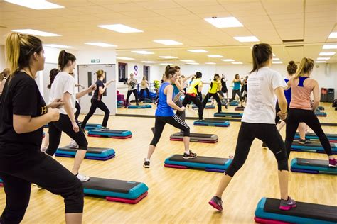 Rpac Fitness Classes 2 by Holywell Fitness Centre 187 Membership