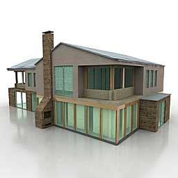 home modeling 101 best free 3d house models rockthe3d