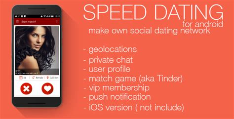 Speed Dating Through The Of A Mobile by Mobile App Development 2016 Trending Mobile App Templates