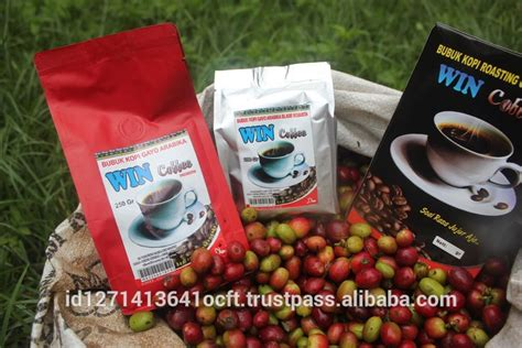 Gayo Premium Coffee premium coffee powder arabica blend robusta win coffee