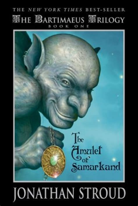Bartimaeus Trilogy from the bookshelf of t b the bartimaeus trilogy the