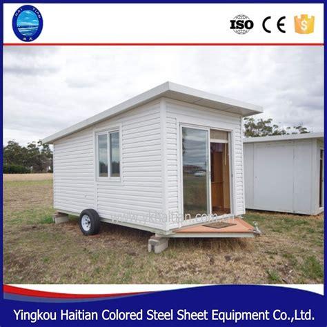 mobile haus verkaufen chalet en bois pr 233 fabriqu 233 s vert maison sur roues