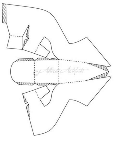 to make paper shoes using this pattern papercraft