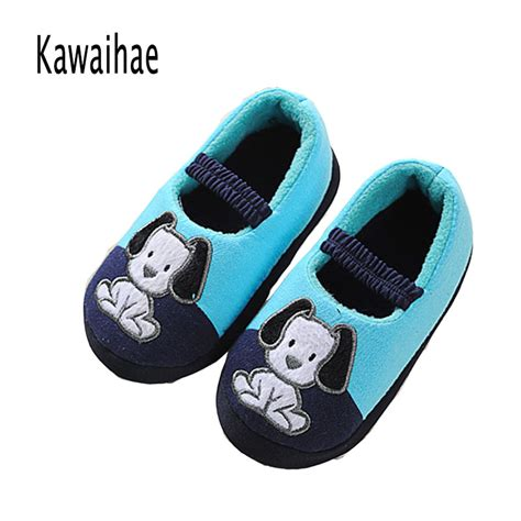 house slippers for kids מוצר kids slippers children home slippers girls warm winter shoes for boys