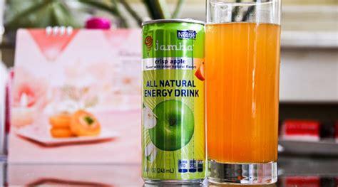 energy drink jamba juice nestle jamba all energy drink the world of