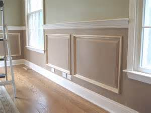 Panel Molding Wainscoting Raised Panel Wainscoting Traditional New York By Jl