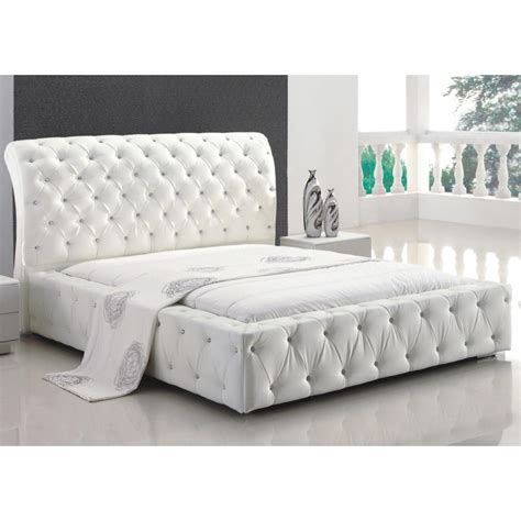 Best White Leather Bedroom Furniture White Leather Queen White Leather Bedroom Furniture