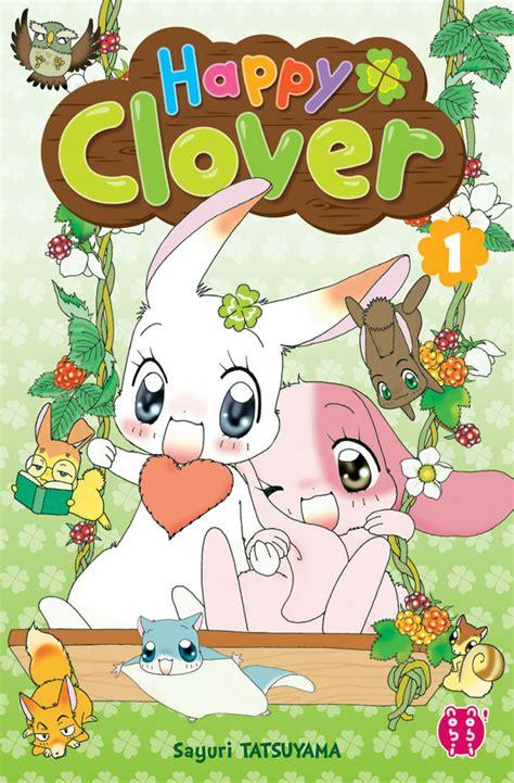 Happy Happy Clover Vol 3 vol 1 happy clover news