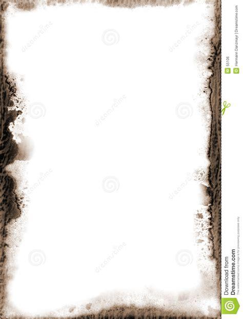 Paper Frame - grunge paper frame stock illustration image of picture
